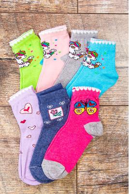 Носки для девочки (демисезон)
