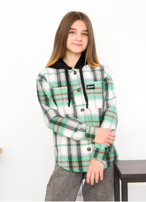 Рубашка для девочки (подростковая)