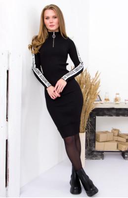 Платье женское удлиненное