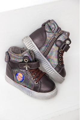 """Ботинки для девочки """"Пчелка"""""""