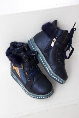 """Ботинки для девочек """"Звезда"""""""