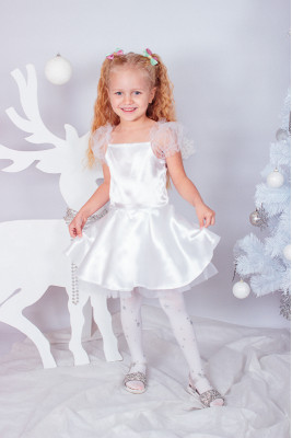 """Новогоднее платье """"Снежинка"""""""