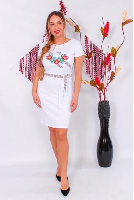 Платье-Вышиванка женское