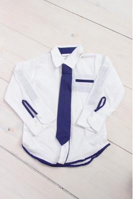 Рубашка для мальчиков с дефектом