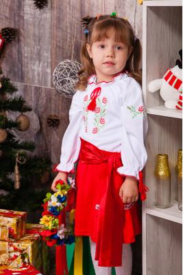 "Новогодний костюм ""Україночка"""